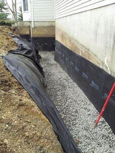 exterior-basement-foundation-tiling